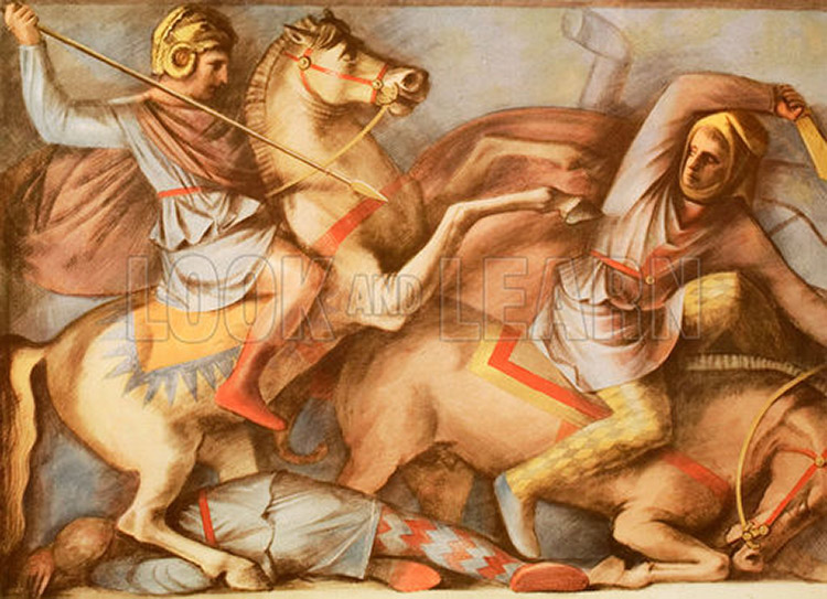 alexander the great discovery education video