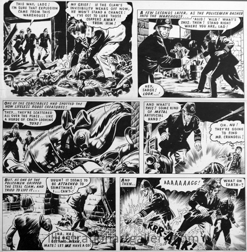 Valiant Free Comic Book Day: 302 Found