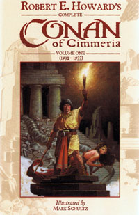 Complete Conan of Cimmeria  Volume 1 (1932 - 1933) (Signed Limited Edition) (copy #1)