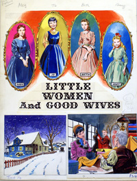 Little Women and Good Wives 1 (Original)