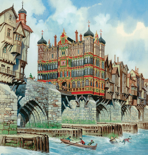 Old London Bridge (Original)