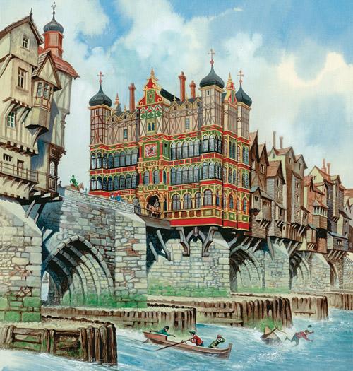 Old London Bridge (Original)