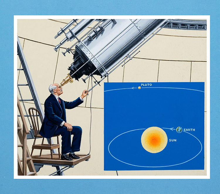 Discovery Of Pluto: Percival Lowell And The Discovery Of Pluto By John Keay At