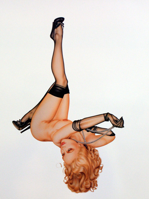 Erotic art illustrator gallery