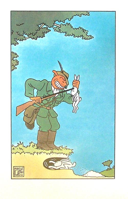 Le lapin (Imprimer)